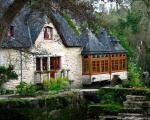 معماری بسیار زیبا روستاهای فرانسه/ عکس