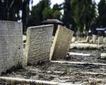 عکس: نابسامانی قبرستان دارالسلام شیراز