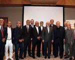 تجلیل از پزشکان اتریشی و ایرانی معالج جانبازان شیمیایی در وین(گزارش تصویری )