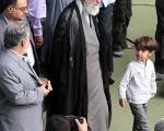 عکس: نماز عید فطر به امامت رهبر انقلاب