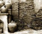 مقررات دوچرخه سواری در تهران قدیم!!