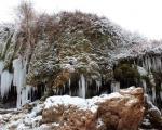 «آسیاب خرابه» یخ زد! +عکس