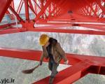 شجاع ترین کارگران جهان +عکس