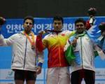 نتایج ایران در روز پنجم بازیهای آسیایی