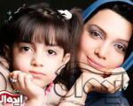 گفتگوی اختصاصی با «الهام پاوه نژاد» و دخترش +عکس