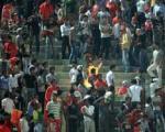 بازهم درگیری خونین در فوتبال، این بار در شیراز و مقابل چشم بانوان