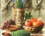 مراسم نوروز در بین زرتشتیان یزد