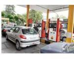 كاهش موقت فروش بنزین آزاد