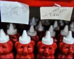 خودنمایی کالاهای بدون برچسب قیمت در مغازهها