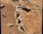 شواهد «کنجکاوی» از منطقه آبی در مریخ