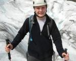 جوان ترین مسافر قطب جنوب +عکس