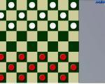 بازی فکری Checkers