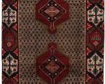 فرش آهنی؛ دست بافته هنرمندان سنقری