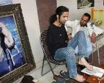 نمایشهای احمد بدون دستهایش! (+عکس)