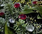 طراحی گرانقیمتترین حلقه گل کریسمس
