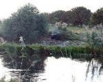 رودخانه «كشگان» پلدختر جوان ۲۱ ساله ای را بلعید