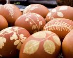 تزیین تخم مرغ هفت سین 93 با جوراب
