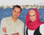 دو عکس دیده نشده از شبنم قلی خانی و همسرش