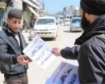 داعش اولین روزنامه عربی زبان خود را منتشر کرد