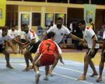 ورزش محلی به نام کبدی