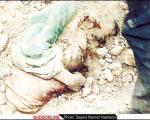 عکس و خاطره تلخ منتشرنشده از زلزله بم