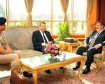 وزیر دفاع مصر: پیشنهادهایی به مرسی دادیم، اما او همه را رد کرد/سفر اولین مقام بلند ایه آمریکا به مصر بعد از برکناری مرسی