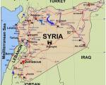 سوریه به چهار بخش تقسیم می شود!