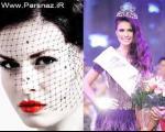 عکس هایی از زیباترین دختر دوشیزه کشور یونان در 2012