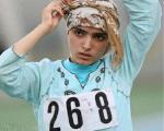 بانوی دونده خراسان درگذشت + عکس