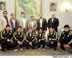 بهداد سلیمی و سجاد انوشیروانی حماسه ای دیگر آفریدند/ ایران پس از ۹ سال قهرمان آسیا شد