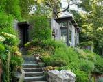 عکس: خانه ای زیبا از جنس طبیعت