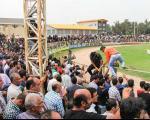 مراسم تشییع هادی نوروزی در بابل(تصاویر)
