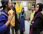 حمید لولایی به سریال دهنمکی پیوست /تصاویر