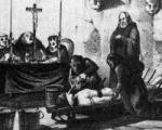 10 عدد از ترسناکترین شکنجههای قرون وسطی!!+عکس (+18)