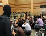 گروگانگیر بانک انصار در شوش دستگیر شد+جزئیات حادثه گروگانگیری