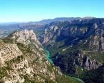 دره زیبا و دیدنی وردن در فرانسه همراه با تصاویر