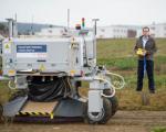 ساخت ربات علفکش