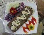 طرز تهیه خوراک گوشت قالبی