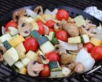 نکاتی برای پختن و کباب کردن سبزیجات
