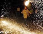 آتش بازی واقعی در دنیا چگونه است (+عکس)