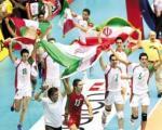 کنفدراسیون آسیا ایران را برای لیگ جهانی انتخاب کرد
