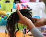 رمز موهای زنان آفریقایی +عکس