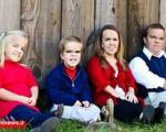 بزرگترین خانواده کوتوله های جهان! /عکس