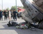 جزئیات جدید از سقوط آنتونوف 140/ از موتور بالگرد استفاده شده!