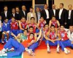دیدارهای تداركاتی جوانان والیبالیست ایران