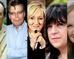 پنج نویسندهای که در میان 100 چهره پرقدرت جهان جای گرفتند