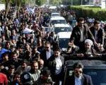 رئیس جمهور از تبریز به تهران برگشت