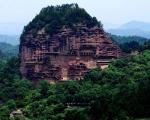 معماری محشر معبد بوداییان در چین +عکس