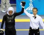 دختر طلایی ایران را تنها نگذارید