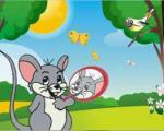 قصه موش کوچولو و آینه